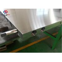Quality Custom Ss Stainless Steel Flat Sheet Patterned Or Not 800 Pcs / Month Production for sale