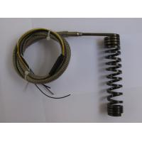 Buy cheap Hot Runner Coil and Cable Heaters with thermocouple K/J from wholesalers