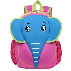 Quality cartoon neoprene school bag for children for sale