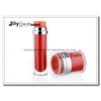 Quality Capacity 120ml Empty Cosmetic Containers Bottle Height 184mm Bottle Body Cylindrical for sale