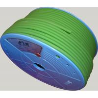 China 3m - 12mm Round rubber conveyor Belt / industrial belt Recyclable on sale