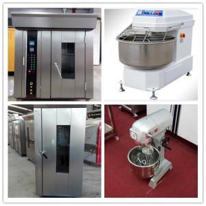 China bread making machines, bread oven, fermentation case,Dough mixer, bread slicer on sale
