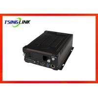Quality 8 Channel 4G Wireless HD Mobile DVR for Vehicle Bus Truck Realtime CCTV Monitoring for sale