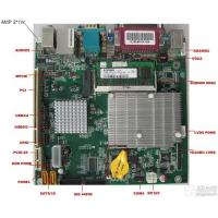 Quality fanless industrial pc with onboard cpu (PCM5-928EM) for sale