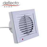 Quality Hot Sale Plastic Wall Mounted Exhaust Fan Kitchen Venting Bathroom Extractor Fan for sale