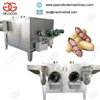 Quality Energy-Saving Nut Commercial Peanut Drum Roasting Machine for Sale with Low Consumption for sale