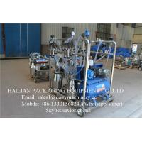China Portable Mobile Milking Machine For Goats / Cow Milking Machine 2200 W on sale