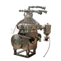Quality China Supplier Three Phase Stainless Steel 304 Disc Oil Separator / Oil and Soap Separator for sale