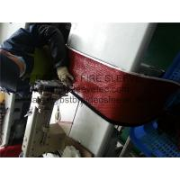 Quality Heatshield Products Silicone coated fire heat shield sleeve for fuel lines, brake lines, wire looms for sale