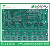 Buy cheap High precision FR4 lead free No MOQ PCBA manufacturer Shenzhen from wholesalers