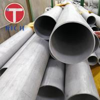 Quality Torich Duplex Stainless Steel Tube Astm A789 Seamless For Ship Building for sale