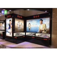 Quality Black Aluminum Advertising Light Boxes , Led Lightbox Sign With Picture Frame for sale