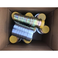 Quality hydraulic fittings / hose fittings / carbon steel fittings / stainless steel fittings /Metric, JIS, JIC, ORFS, BSPT, SAE for sale