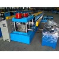 Quality 11 KW Hydraulic Unit Steel C Purlins Roll Forming Machine with Automatic Measureing for sale