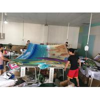 Quality Fabric Large Printing Format , Textile Large Format Display Printing 310cm Wide for sale