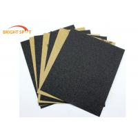 China P120 Polishing Waterproof Silicon Carbide Sandpaper Abrasive 230MM X 280MM on sale