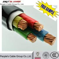 Quality Manufacturer in China produce high quality Copper/Aluminium Conductor XLPE Insulation Cable for sale
