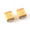 Buy cheap 220uF 4V Tantalum Electrolytic Capacitor T491V227K004AT from wholesalers