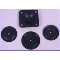 Quality Small EPDM Gas / Pressure Diaphragm Rubber Excellent Fatigue Resistance for sale