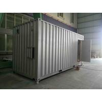 Quality Fiberglass Composite Panel Portable Toilet Container / Portable Shipping Container for sale