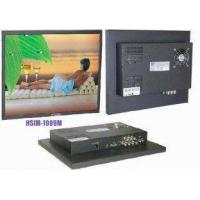 Quality High definition HSIM-1909 MW 19'' Wide-screen Professional CCTV Monitors  for sale