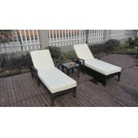 Buy cheap Comfortable Rattan Sun Lounger from wholesalers