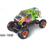 China 2019 Electric remote control toy car 2.4G wireless remote control 1:16 Scale high-speed off-road climbing car model toy on sale