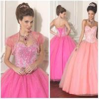 Quality 2012 Beautiful Sexy Sweetheart a-Line Sheath Jacket Paillette Beaded Ruffle Tulle Satin Quinceanera Dresses (QD-008) for sale