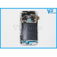Quality 5 Inch Samsung LCD Screen Digitizer Black For Galaxy S4 i9500 for sale