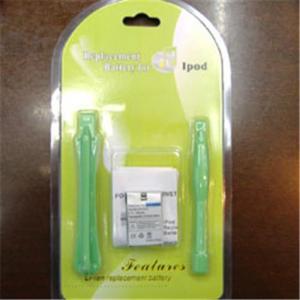 Quality Apple(mp3)ipod-shuffle(616-0212)battery,,,300mAh,052030 polymer,, for sale