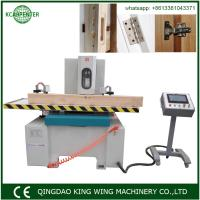 Buy cheap CNC Swing Chisel Mortiser Professional Wood Door Woodworking Machinery from Wholesalers