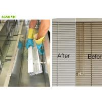 Quality Wood / Roman Shade / Mini Blind And Vertical Blinds Ultrasonic Blind Cleaning Machines for sale