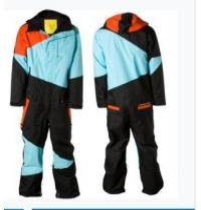 China One Piece men windbreaker snowproof snowboard suit,ski jumpsuit on sale