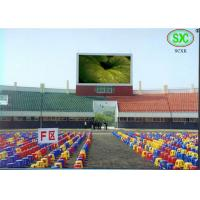 Buy cheap Outdoor SMD And DIP P10 Led Display , Led Video Screen Water Proof Cabinet from Wholesalers
