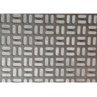 Quality Astm 2mm Stainless Steel Perforated Metal Sheet for sale