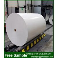 Quality Grade A B Duplex Board With Grey Back for sale