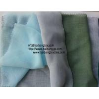 Buy cheap SPUN VOILE DYED FABRICS from Wholesalers