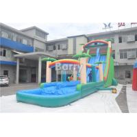 Quality Detachable Inflatable Water Slide for sale