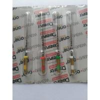Quality Dentsply Wave One Gold NITI Reciprocating Files for sale