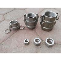 Quality hydraulic hose pipe quick coupling for sale