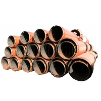 China Unique Foundation Drilling Tools Double Wall & Single Wall Casing Pipe Liebherr XCMG Sunward Drilling Rig on sale