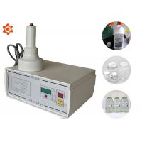 Quality Automatic Conveying Food Packaging Sealing Equipment / Plastic Bottle Sealing Machine for sale