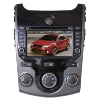 Quality Double DIN Car DVD GPS for KIA New Forte-Mt Version (TS7528) for sale