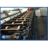 Quality Metal Door Frame Cold Roll Forming Equipment 10 - 12 Mpa Hydraulic Systems for sale