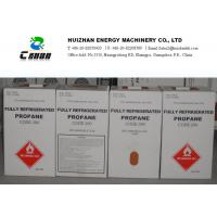 Quality C3H8 Gas No. 74-98-6 Natural Refrigerants R290 N.T. 10KG In Cylinder With SGS Approved for sale