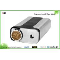 Quality Two Battery Doors 18650 Mechanical Mod for sale