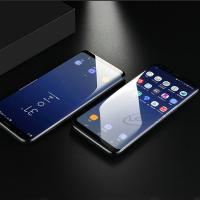 Quality Samsung Galaxy S8 S8 Plus Tempered Glass Protective Film Case Friendly for sale