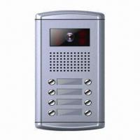 Quality B/W and Color Video Doorbell for Apartment, with 12V DC, 160mA Power Sources for sale