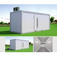 20FT PU Sandwich Panel Portable Container Cool Storage Room