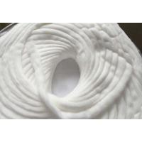 Quality Salon Wool Cotton Sliver Class I No Pollution Tasteless Odorless High Purity for sale